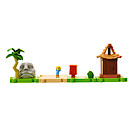 World of Nintendo Legend of Zelda Outset Island Playset