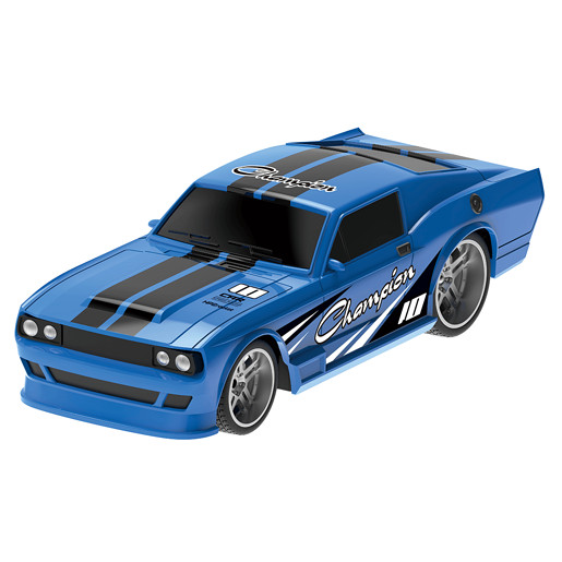 RC 1:24 Famous Racing Car - Blue