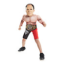 WWE Deluxe Brock Lesnar Dress Up Outfit with Belt