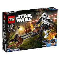 LEGO Star Wars Scout Trooper & Speeder Bike 75532