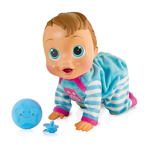 Baby Wow Interactive Baby Charlie Doll