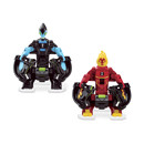 Ben 10 Omni Launch Battle Figures Refill - Heatblat and XLR8