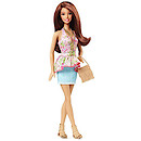 Barbie Fashionistas Doll - Blue Skirt