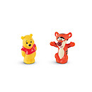 Fisher-Price Little People Magic of Disney - Pooh & Tigger