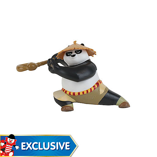 Kung Fu Panda 3 Action Figure  Dragon Warrior Po