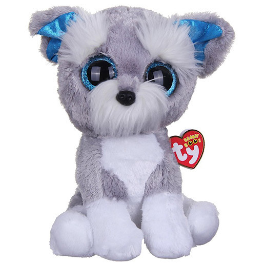 8c19faed02c Ty Beanie Boo Buddy - Whiskers the Schnauzer Soft Toy