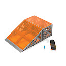 Hexbug Tony Hawk Circuit Boards - Flat Bank Ramp with Skateboard