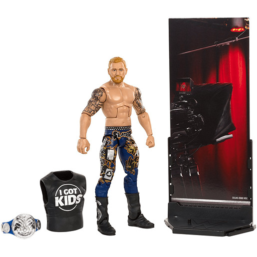 WWE Elite Collection Action Figure -Heath Slater