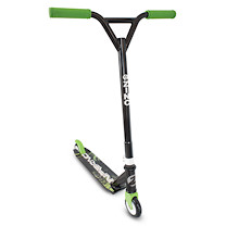 Stunt Scooter - Green