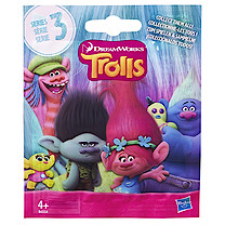 DreamWorks Trolls Surprise Mini Figure Bundle 24 x Blind Bags
