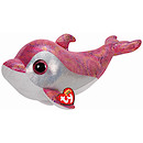 Ty Sparkles the Dolphin Large Beanie Boo Soft Toy