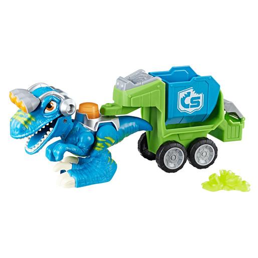 Playskool Heroes Chomp Squad Dino - Raptor Compactor