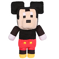 Disney Crossy Road Soft Toy Collectibles - Mickey Mouse