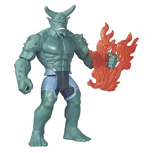 Marvel Ultimate SpiderMan Sinister 6 15cm Action Figure  Green Goblin