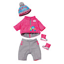BABY born Play&Fun Deluxe Winter Set