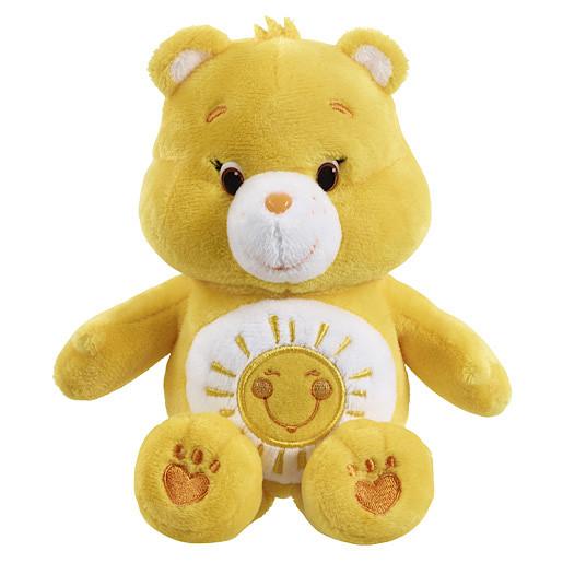 Care Bears Bean Bag Funshine Bear Soft Toy