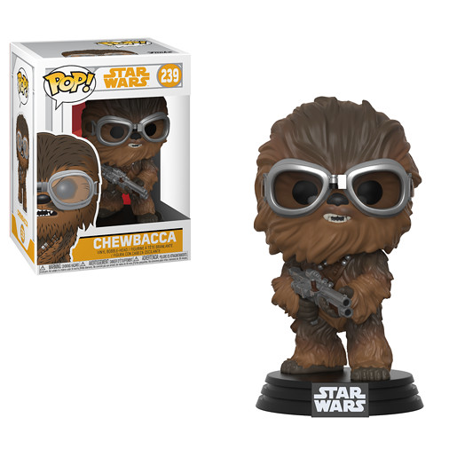 Funko Pop! Movies: Star Wars - Chewbacca