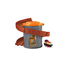 Thomas and Friends Take-n-Play Portable Railway Spiral Tower Tracks with Dart