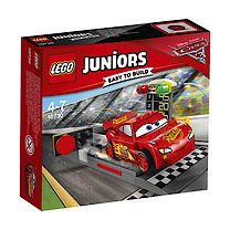 LEGO Disney Cars 3 Lightning McQueen Speed Launcher 10730