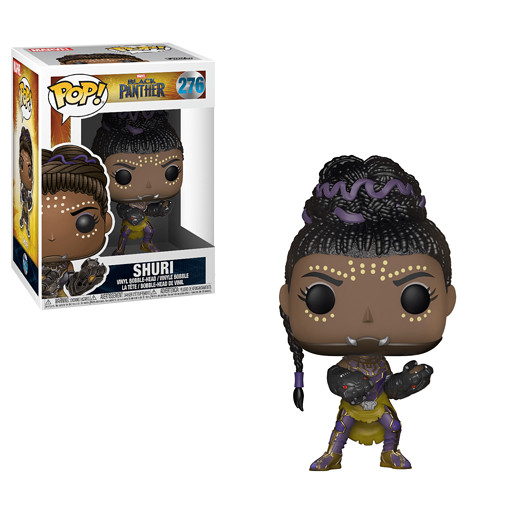 Funko Pop! Marvel Black Panther - Shuri