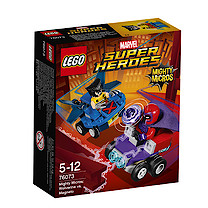 LEGO Super Heroes Mighty Micros: Wolverine vs. Magneto - 76073