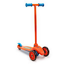 Little Tikes Lean to Turn Scooter - Orange & Blue