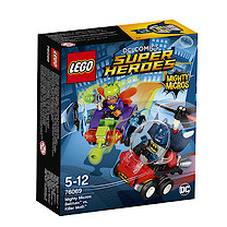 LEGO Super Heroes Mighty Micros: Batman vs. Killer Moth - 76069