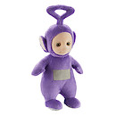 Teletubbies 30cm Talking Soft Toy - Tinky Winky