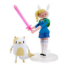 Adventure Time Fionna and Cake Figures