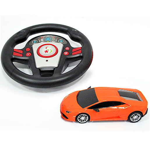 1:24 Remote Control Lamborghini - Orange