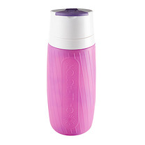 Chill Factor Drink Bottle 600ml - Purple