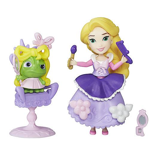 Image of Disney Princess Little Kingdom Rapunzel's Styling Salon Set
