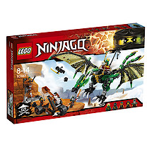 LEGO Ninjago The Green NRG Dragon - 70593