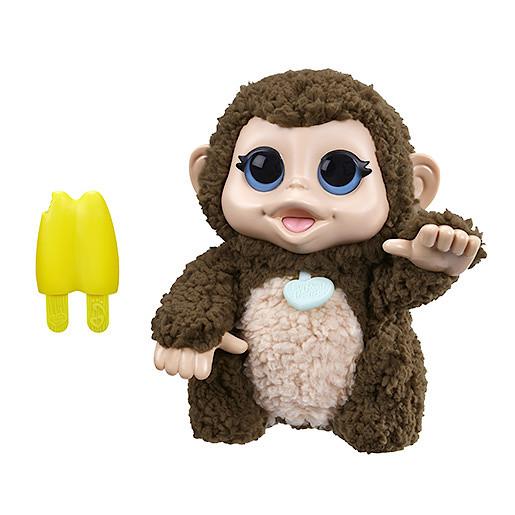 FurReal Friends Lil Big Paws Giddy Banana Monkey