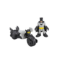 Fisher-Price Imaginext DC Super Friends - Batman and Batcycle