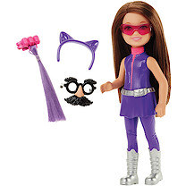 Barbie Spy Squad Chelsea & Accessory - Barbie Spy Squad Junior Doll Blue