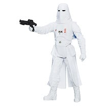 Star Wars Saga Legends Action Figure - Snowtrooper