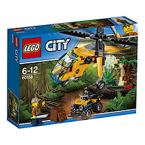 LEGO City Jungle Cargo Helicopter - 60158