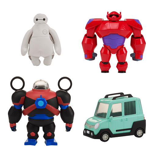 Disney Big Hero 6 Squish to Fit Baymax