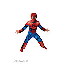 Marvel Spider-Man Deluxe Muscle Costume (3-4 Years)