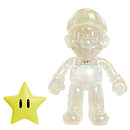 World of Nintendo 10cm Star Power Mario Figure