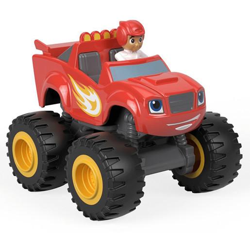 Blaze and Monster Machines Blaze and AJ