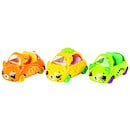Shopkins Cutie Cars 3 Pack - Fast n Fruity