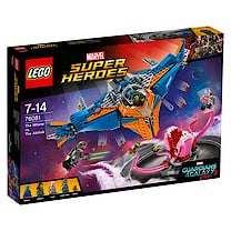 LEGO Marvel Super Heroes Guardians of the Galaxy The Milano vs. The Abilisk  76081