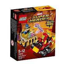 LEGO Super Heroes Mighty Micros: Iron Man vs. Thanos - 76072