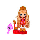Shopkins Shoppies Themed Dolls - Tiara Sparkles