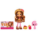 Shopkins Shoppies Core Doll - Coco Cookie