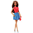 Barbie Fashionistas Doll - Floral Skirt