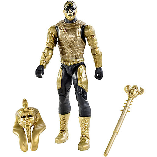 WWE CreateaSuperstar Goldust Figure