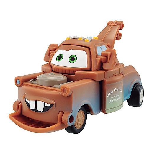 Image of Disney Cars Hatch 'N Heroes Mater